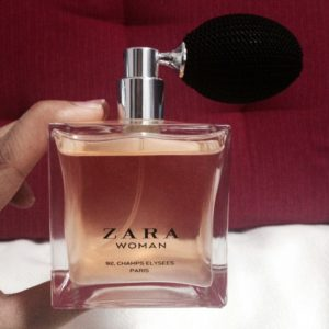 Zara Woman Champs Elysees