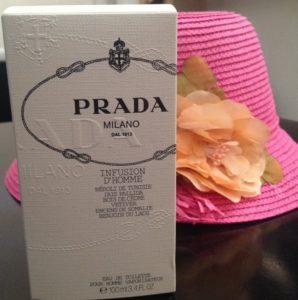 Prada perfume