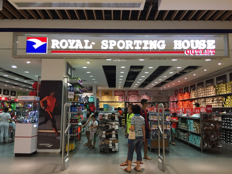 imm outlet mall royal sporting house