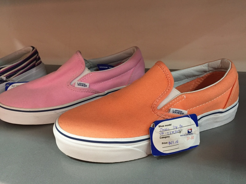 imm outlet mall Vans