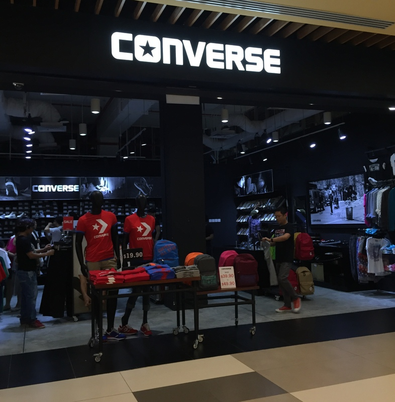imm outlet mall Converse