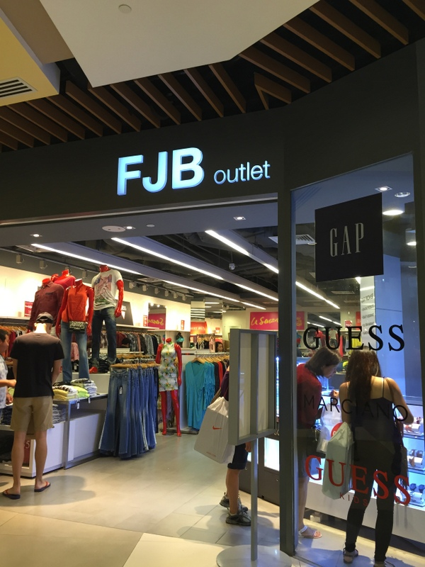 imm outlet mall FJB