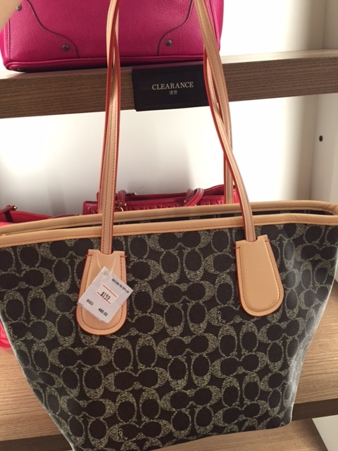 imm outlet mall coach bag
