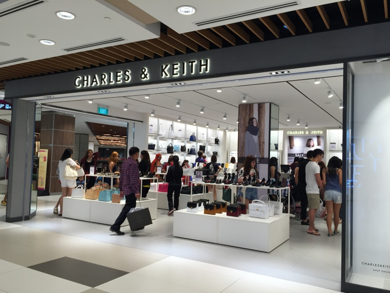 charles and keith imm mall