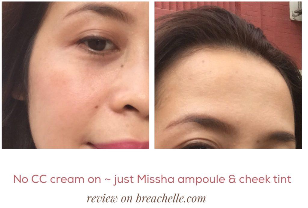 Missha Treatment Essence Blog review