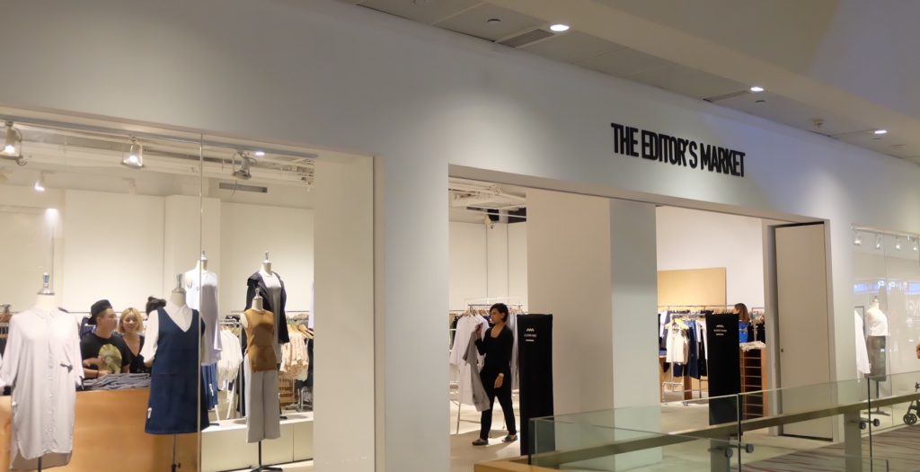 The Editors Market review