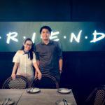Central Perk Singapore - Friends Cafe