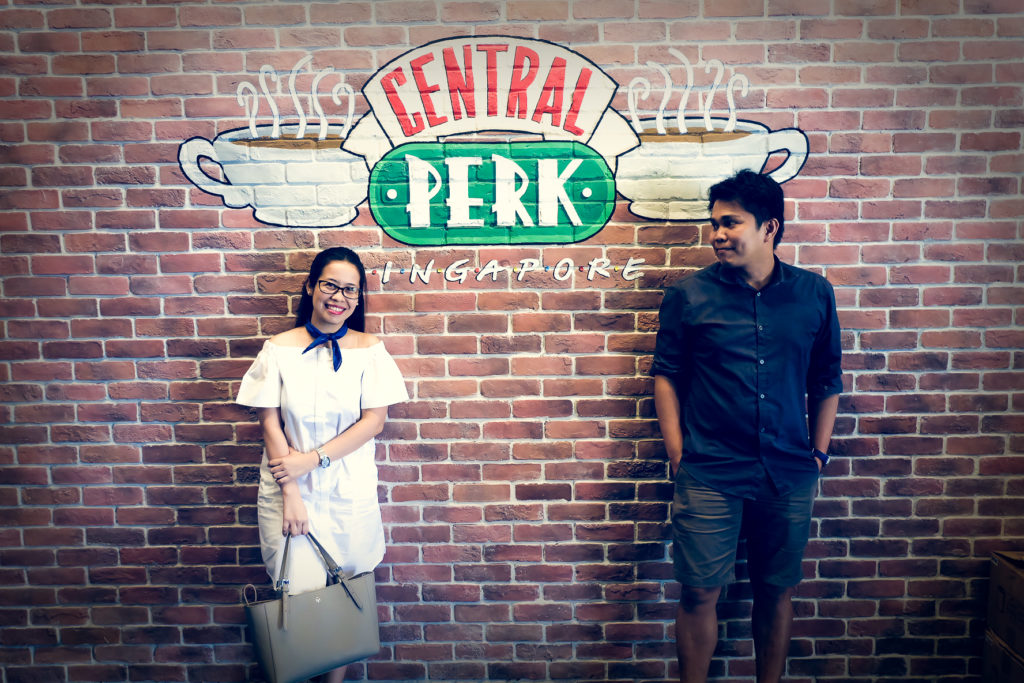 Central Perk Singapore - Friends Cafe