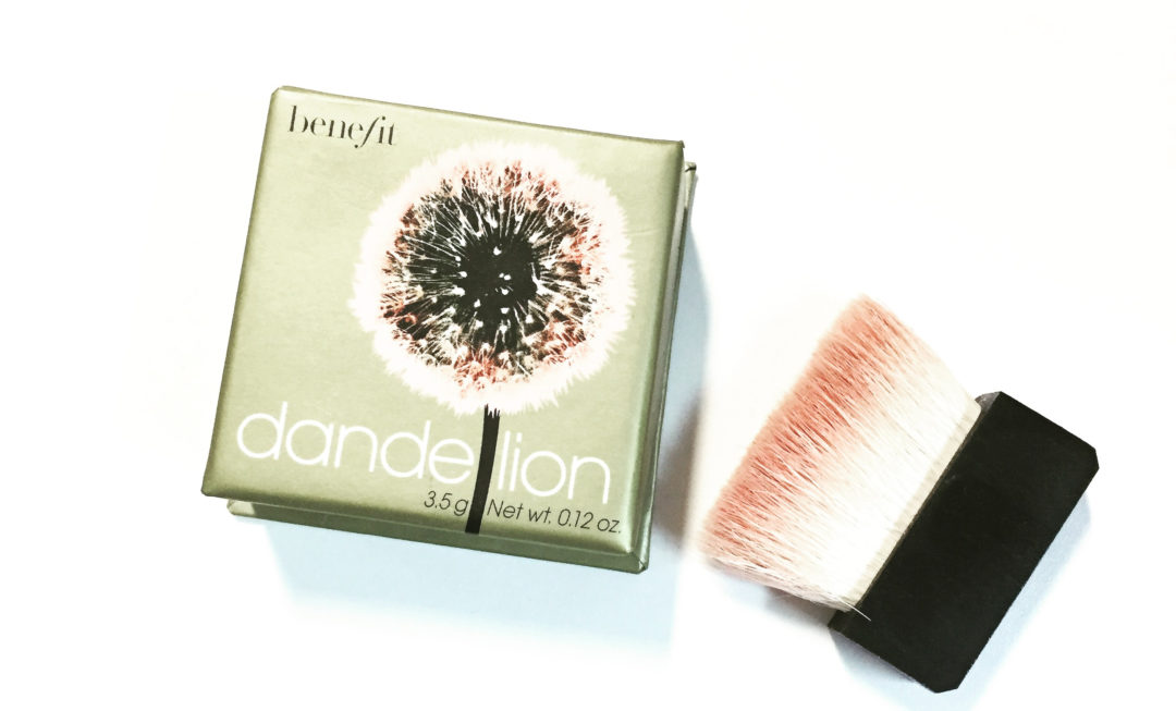 Dandelion Powder Blush