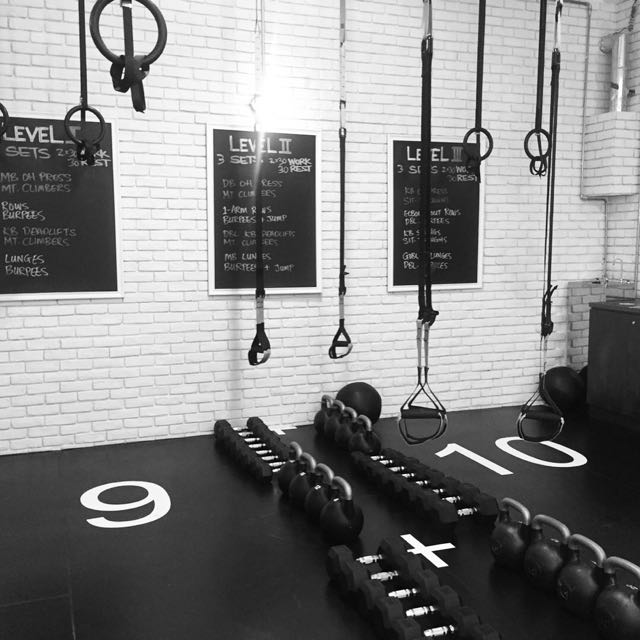 Ritual Gym Singapore Review